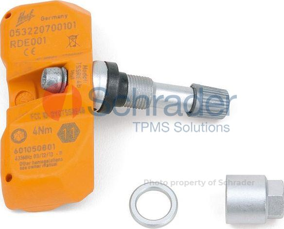 Porsche Cayenne 2012 95560602100 7PP907275F 99760602120 Huf TPMS Sensor 433Mhz