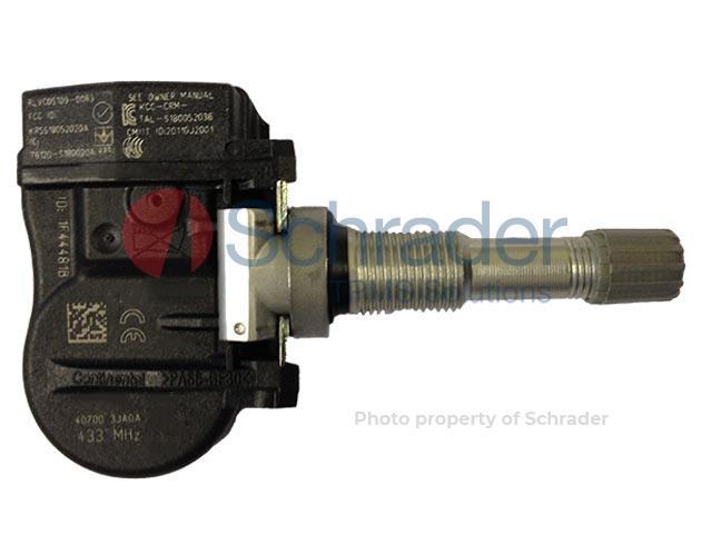 Schrader Alu Clamp-in EZ Sensor RDKS passt für Suzuki Vitara ab 2015